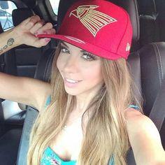 La gorra deportiva