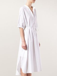 Christophe Lemaire Loose Shirt Dress - it would be cute if it were a bit shorter!