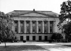 Raleigh Memorial Auditorium, Raleigh, N.C., Seating Capacity 3,800   Goodnight Raleigh