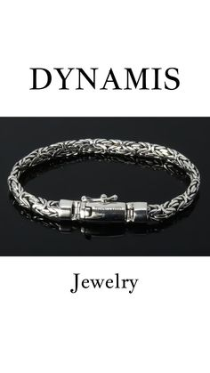 Mens Silver Jewelry, Sterling Silver Bracelets, Jewelry Crafts, Handmade Jewelry, Men Necklace, Handmade Sterling Silver, Bracelets For Men, Biker, Men's Fashion