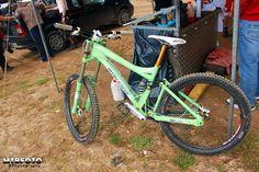 MTB Downhill Bike Montage Iron Horse