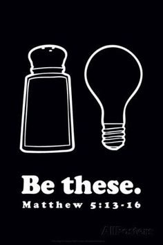 Be These poster: