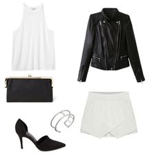 These Forever 21 black pumps just make every outfit have that extra special something!
