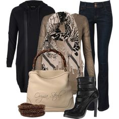 A fashion look from October 2012 featuring AllSaints hoodies, AllSaints sweaters and AllSaints ankle booties. Browse and shop related looks.