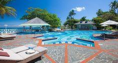 Sandals Halcyon Beach in St. Lucia, Caribbean - destination weddings in the #Caribbean @luxdestweds