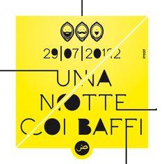 29 LUGLIO 2012 | UNA NOTTE COI BAFFI | MAVU'