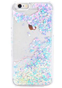 Skinnydip Iridescent Glitter Case