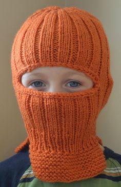 Hand knit Ski Mask ALL sizes babies to adult by SweetPeaKnits829