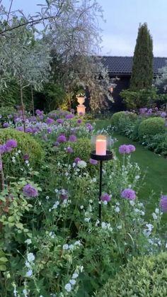Garden Yard Ideas, Lawn And Garden, Garden Projects, Garden Arbor, Outdoor Plants, Outdoor Gardens, Serenity Garden, Back Gardens, Dream Garden