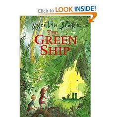 The Green Ship (Red Fox Picture Books): Amazon.co.uk: Quentin Blake: Books