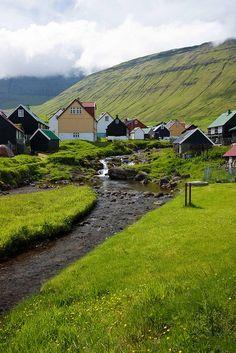 bathorynordland:  Gjógv, Faroe Islands by Suni.Mittún on Flickr.