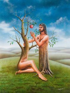 * Mahir Ates - - - Adam and Eva
