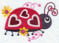 Machine Embroidery Designs at Embroidery Library! - Color Change - G8901 9313