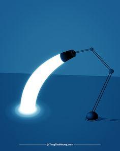 Bending-Light LIGHTFALL• SURREAL LIGHT •