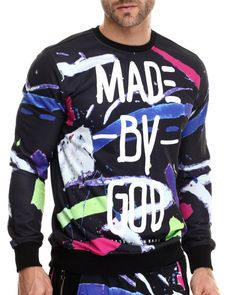 Love this Made by God Crewneck Sweatshirt on DrJays and only for $110. Take 20% off your next DrJays purchase (EXCLUSIONS APPLY). Click on the image above to get your discount.