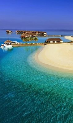 Maldives, the most Romantic Place in World .