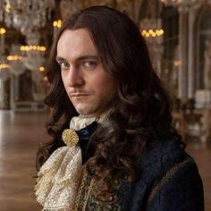 Louis Xiv Versailles, Versailles Tv Series, George Blagden, Under My Umbrella, Now And Forever, Music Tv, My People, Marie Antoinette, Pretty Boys