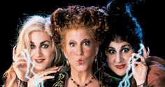 A 'Hocus Pocus' Stage Show Is Coming to Disney World This Halloween - The Moviefone Blog