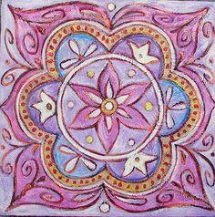 Mandala..    @erin myers