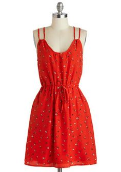 Plays Awheel with Others Dress, #modcloth - Tulle Clothing