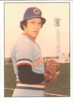 1978 TCMA Columbus Clippers #22 Mickey Scott Front
