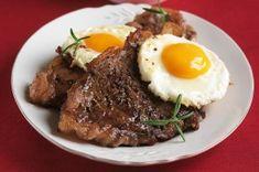Okra, Food To Make, Steak, Beef, Foods, Meat, Food Food, Food Items, Gumbo