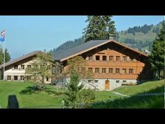 ▶ WAGGGS World Centre Our Chalet Adelboden. - YouTube