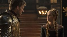 The Hollywood Reporter - 'Game of Thrones': Joffrey's Sister Stars in Season 5 Photos