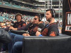 Strong lineup on the @KNBR main stage. #SFGFest #SFGiants