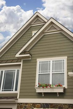 James hardie design ideas photo showcase james - Best exterior paint for wood siding ...