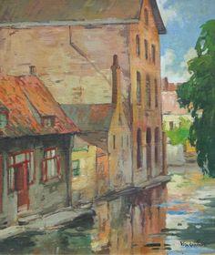 Tableau Bruges, Van den Ende