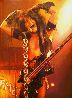 Happy Birthday to Blackie Lawless of W. First Blood, Widowmaker, Heavy Metal Bands, Living Legends, My One And Only, Wasp, Good Old, Rock And Roll, Happy Birthday