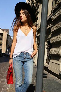 Nossa musa de street style te dá uma super lição de estilo, em 8 looks incríveis.