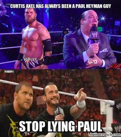 Stop Lying Paul
