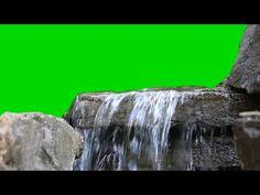Uptown Mesh Round Waterfall B Hammerton Studio Green Screen Video Effect, Green Screen Video Backgrounds, Free Green Screen, Video Effects, Chroma Key, New Green, Live Action, Art Drawings, Waterfall