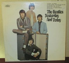Beatles Yesterday and Today 2nd State Butcher Cover 1966 Capitol MONO LP RIAA 6