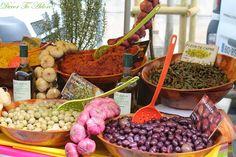 The Fabulous Saint-Rémy market. Decor To Adore Summer Travel Series 2014