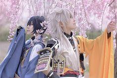 #Touken Ranbu Online kuryu Mikazuki Munechika #Cosplay Photo