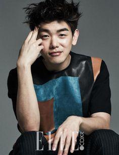 Eric Nam - Elle Magazine April Issue '16
