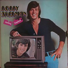 Bobby Sherman, Getting Together, Vintage Record Album, Vinyl LP, Classic Pop Music, American Heart Throb, Actor, Teen Magazine Idol by VintageCoolRecords on Etsy