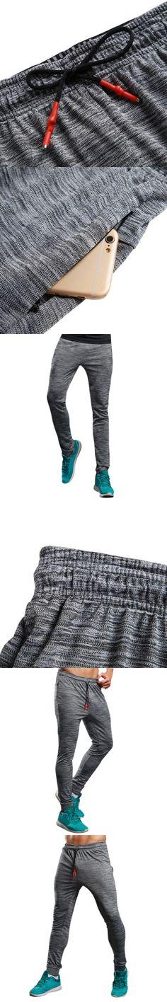 2017 Cotton Pants Men Fitness Bodybuilding Autumn Warm High Quality Trousers Britches Pants