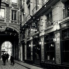 Between Boulevard Saint Germain & Rue Saint André Des-Arts. Very near where… Oh The Places You'll Go, Places To Visit, Beautiful World, Beautiful Places, Boulevard Saint Germain, Famous Castles, France Photos, Historical Sites, Wonders Of The World
