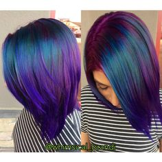 Vivid Haircolor by Brandi | Escape on Third Salon