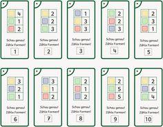 Klecksaufgaben Multiplikation   Matheunterricht   Pinterest