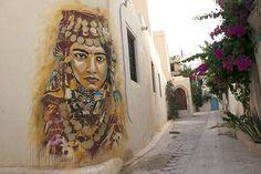 Djerbahood. Tunisia.2014 | BTOY | Flickr