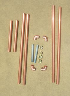 How to Make a Copper Tapestry Loom