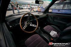 Oldskool interior:  Check out our website:  www.unitronic-chipped.com