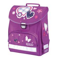 Herlitz Ученическа чанта Smart Hearts 11280294