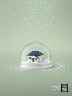 "Dai un'occhiata a questo progetto @Behance: ""Taubmans Exterior Weather Protection"" https://www.behance.net/gallery/46345577/Taubmans-Exterior-Weather-Protection"