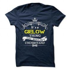 nice I Love GIELOW T-Shirts - Cool T-Shirts Check more at http://sitetshirts.com/i-love-gielow-t-shirts-cool-t-shirts.html
